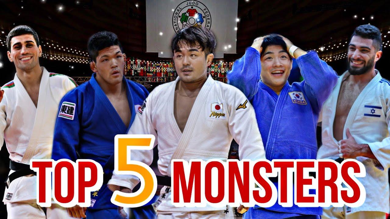 Download TOP 5 JUDO MONSTERS 2020 【柔道の王2020】