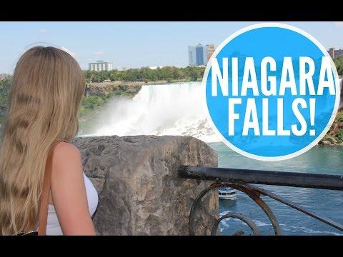 Niagara Falls | Travel Diary!♡