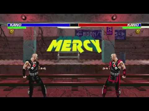 Ultimate Mortal Kombat 3 - Animality Demonstration |