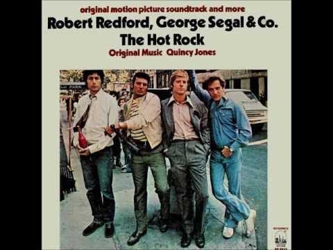 The Hot Rock (1972) Soundtrack - Quincy Jones