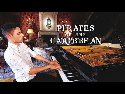 Pirates Of The Caribbean (Piano Solo) - Peter Bence