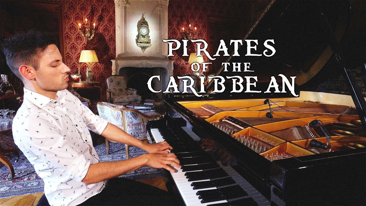 Download Pirates of the Caribbean (Piano Solo) - Peter Bence