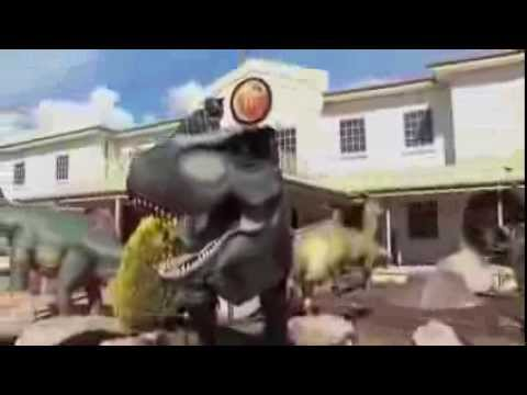The National Dinosaur Museum Canberra Advertisement - Full Version