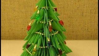 Поделки к Новому Году из Бумаги. Как Сделать Елку. Christmas Tree Поделки своими руками(Поделки своими руками! Поделки к Новому Году из Бумаги. Как Сделать Елку. Christmas Tree Поделки своими руками..., 2015-08-12T17:54:49.000Z)
