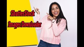 How to Download shutterstock XL images or vector / how to download