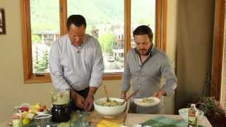 Chef Fabio Viviani: How to Make an Italian-American Pasta Salad