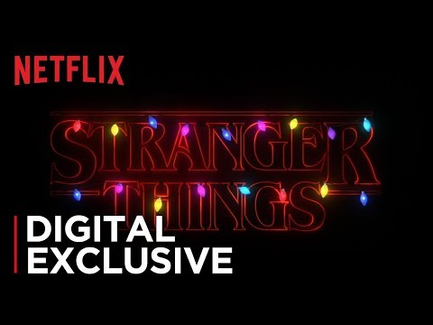 Stranger Things | Holidays Upside Down | Netflix