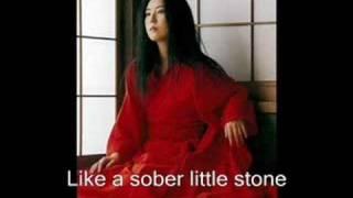 Tsukiko Amano song Stone with english lyrics.