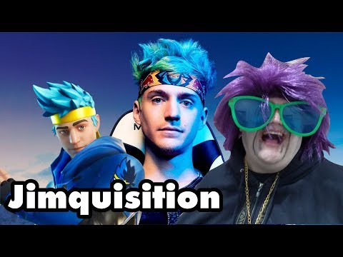 It's Just A Game (The Jimquisition)