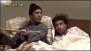 النجم على ربيع وفريق مسرح مصر مسخرة هتموت من الضحك