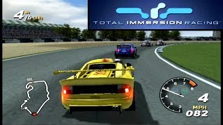 Total Immersion Racing ... (PS2)