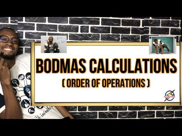 Calculations Under BODMAS