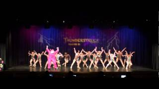 Oakville Dance Competition - Yabba Dabba Doo