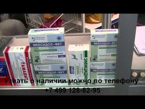 Ветеринарная клиника Бемби. Наша  аптека март 2015