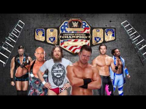 6 man ladder match | wwe action figure stop motion