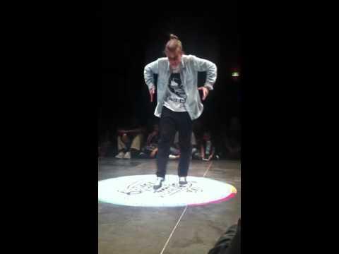 Audy pop (connexion street) vs Nùria Battle havin funk 2015