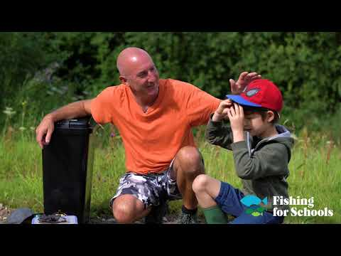 SAFETY: Education through Angling with Richard Jamieson