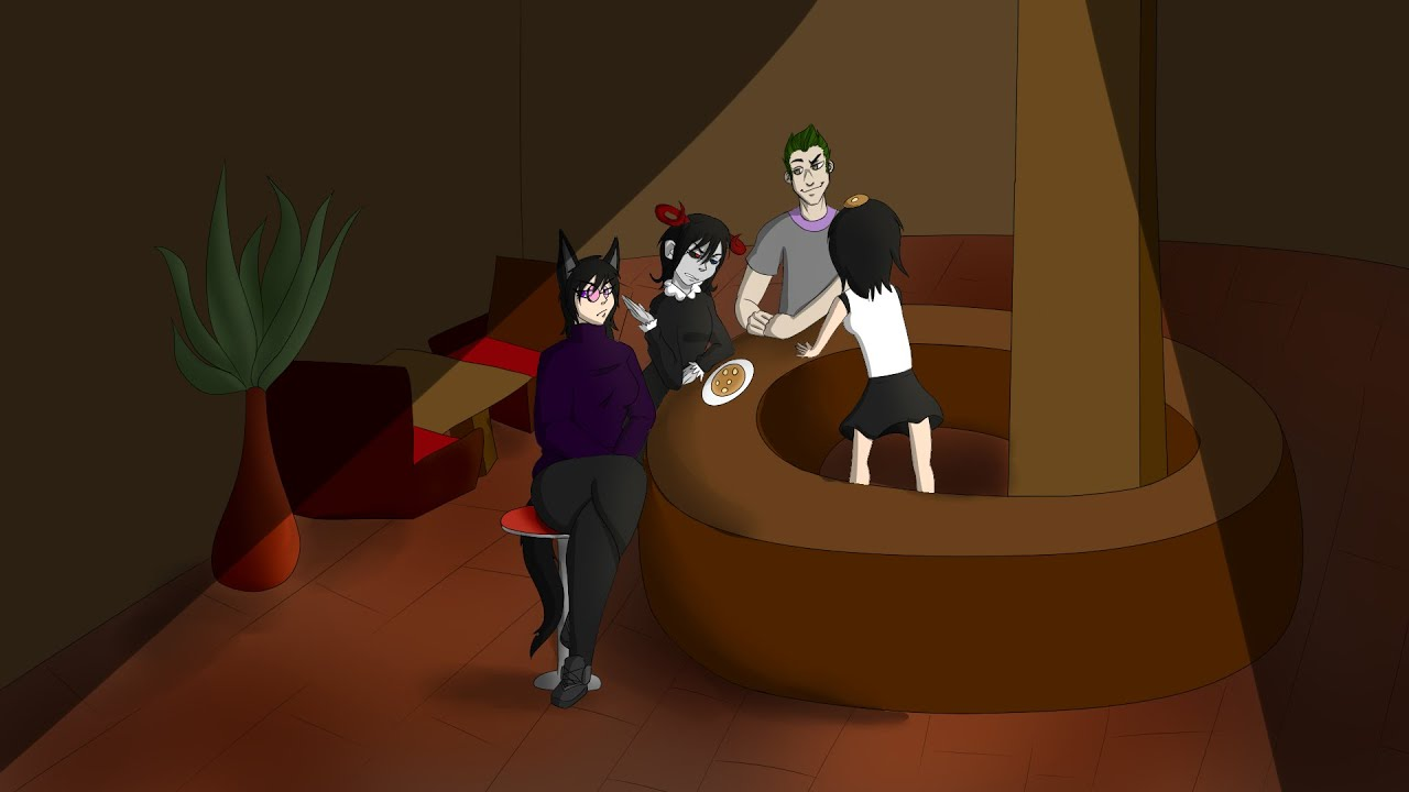 The Adventures of Meow and Joker Ep 2 Mayhem at The Bar - YouTube