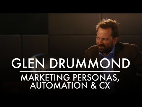 Marketing Personas, Automation & Customer Experience | Glen Drummond | AQ's Blog & Grill