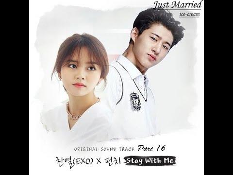 Kim So Hyun 김소현 and BI Ikon [Stay With Me MV 도깨비 OST Part 1 찬열, 펀치 CHANYEOL, PUNCH by Sohyun Hanbin] Mp3