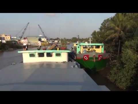 Sông Bạc Liêu 2014