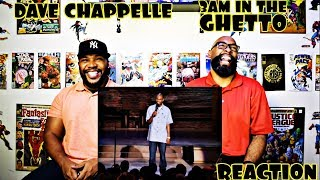 Dave Chappelle : 3am In The Ghetto Reaction