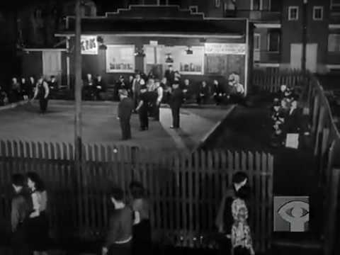 Montreal by Night - 1947 NFB Documentary