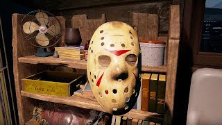 Friday the 13th Game Virtual Cabin 2.0 Trailer
