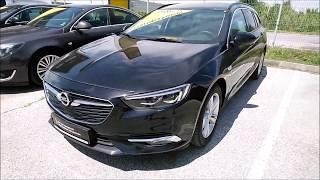 Новый Opel Corsa 2020 или б/у Opel Insignia 2017 c 140.000 км по одной цене