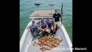 Bowfishing Stingrays 2016