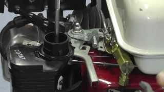 how to correctly install an airline throttle idle control valve