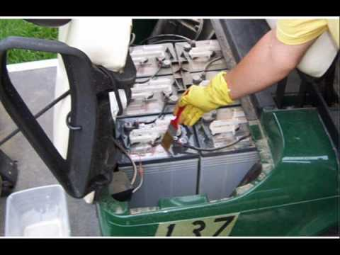 Club Car Golf Cart Wiring Diagram For Batteries Golf Cart Battery Maintenance Safety Tips Equipment And