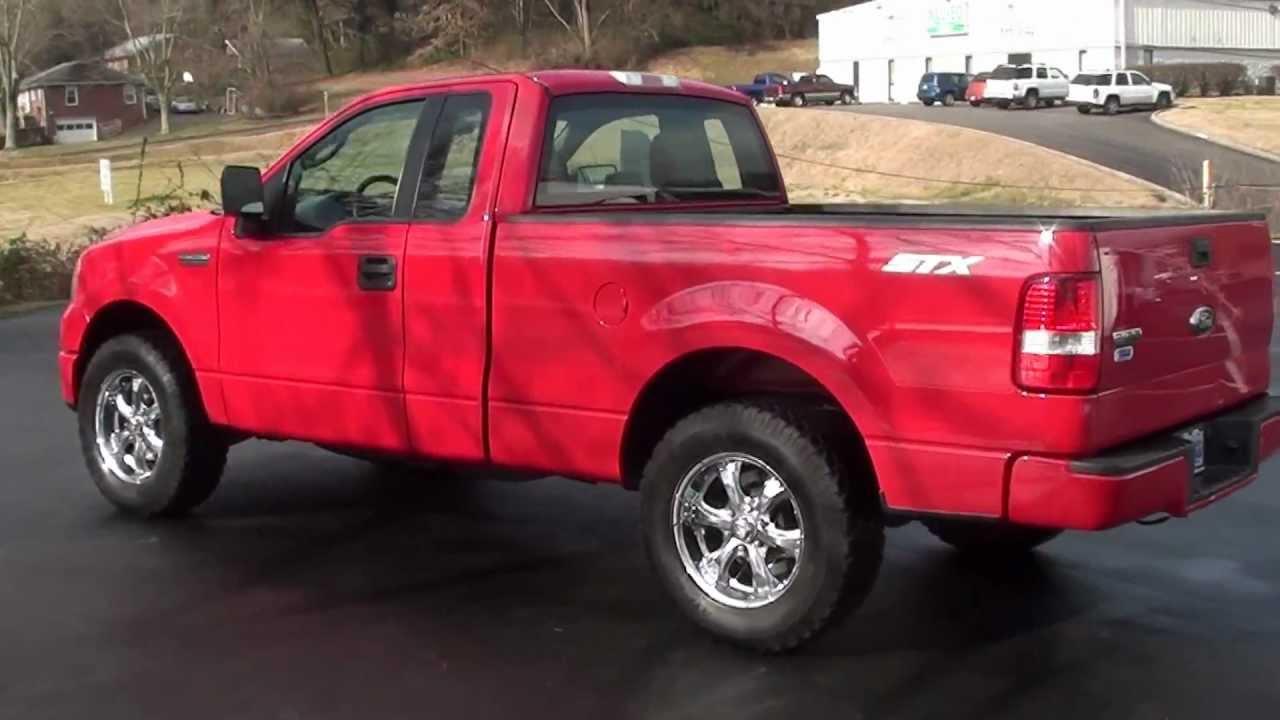 Ford ford 2006 f150 : FOR SALE 2006 FORD F-150 STX!! 5 SPEED MANUAL!! STK# 20053T www ...
