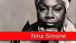 Nina Simone Strange Fruit