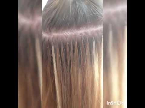 Как наращивать волосы