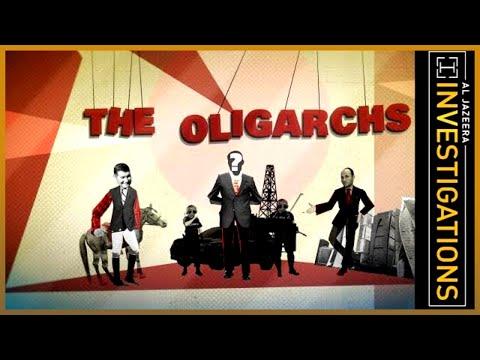 🇺🇦 The Oligarchs - Al Jazeera Investigations