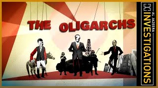 🇺🇦 The Oligarchs - Al Jazeera Investigations