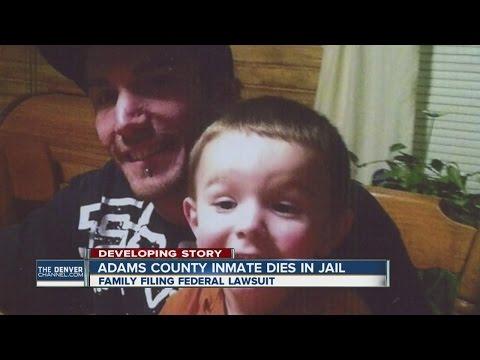 Adams County inmate dies in jail - YouTube