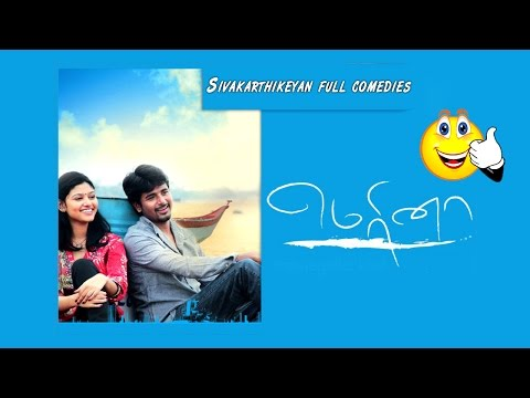 Marina Tamil Movie | Back To Back Comedy Scenes | Sivakarthikeyan | Oviya | Pandiraj