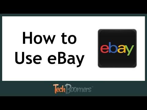 How to Use eBay - 동영상