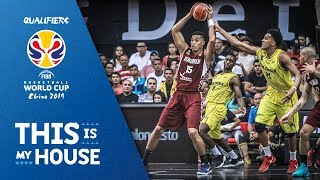 Venezuela vs Colombia - Highlights - FIBA Basketball World Cup 2019 - Americas Qualifiers