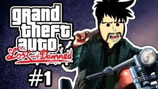 GTA The Lost and Damned #1 - Gameplay comentado com Gamer Patife!