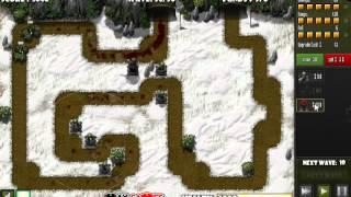 Стратегия войны Флеш игры