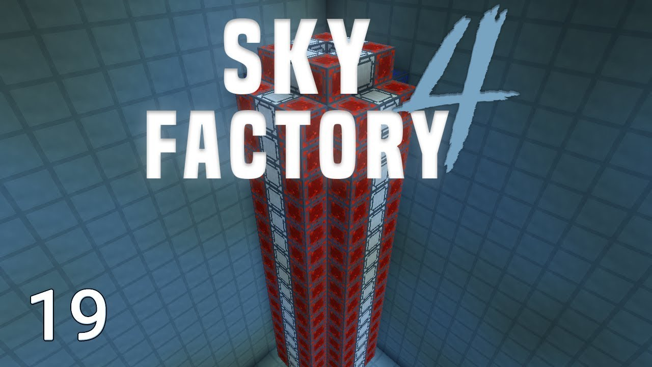 Sky Factory 4 Nuclearcraft Fission Reactor Automation