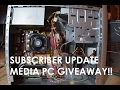 Subscriber Update 2/14/2017: Media PC Giveaway, Phenom Woes, Thinkpad T430, GPD Pocket 7