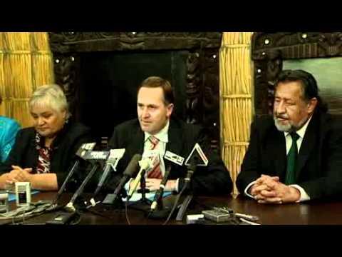 John Key Re-elected As New Zealand PM