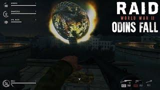 RAID World War II Beta - Odin's Fall [RAID WWII Beta Gameplay]