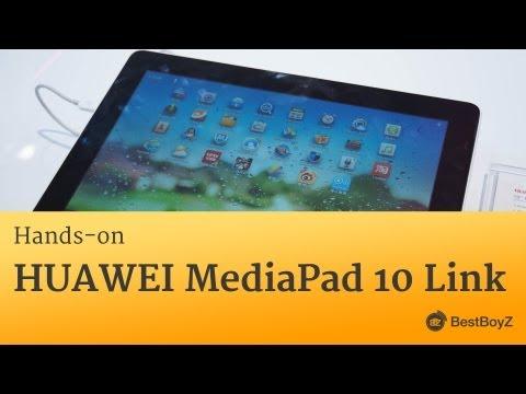 Hands-on: HUAWEI MediaPad 10 Link | BestBoyZ