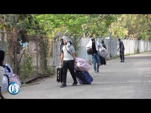 Jamaicans deported from UK