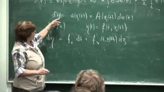 Лекция 1 | Финансовая математика — объекты, модели, задачи, методы | Яна Белопольская | Лекториум